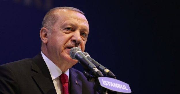 """Cumhurbaşkanı Erdoğan: """"İstanbul'u Bir Dünya Şehri Hâline Getirdik"""""""