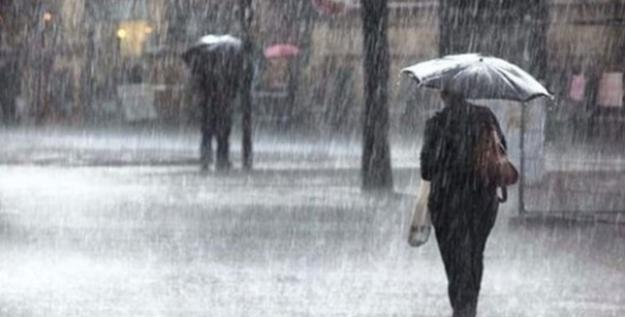 Doğu Bölgeler İçin Meteorolojik Uyarı
