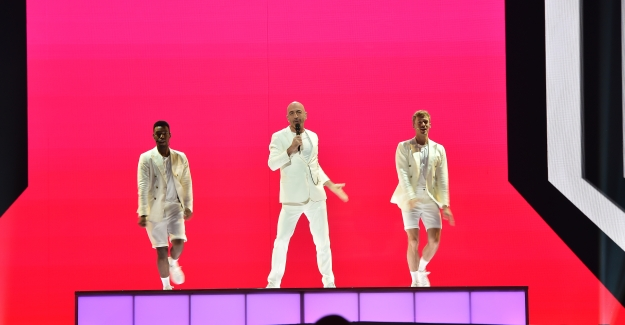 Eurovision'da Türk Gecesi Bu Akşam Gönüllerimiz Serhat'la