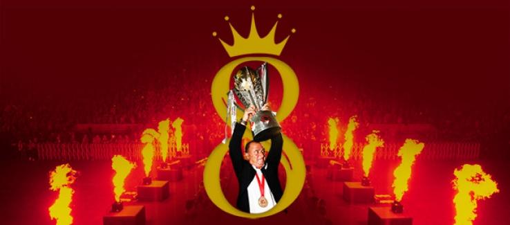 İmparator'un 8. Şampiyonluğu!