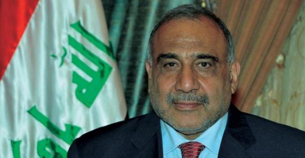 Irak Başbakanı Abdülmehdi Yarın Ülkemizi Ziyaret Edecek