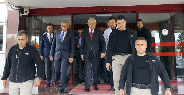 """Kılıçdaroğlu: """"Bu Olay Sıradan Bir Olay Değil"""""""