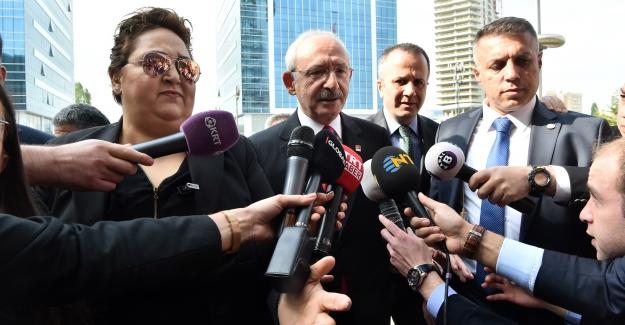 """Kılıçdaroğlu: """"Mücadelemiz Demokrasi İçin Olacak"""""""