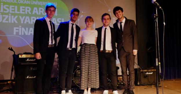 Liseler Arası Müzik Yarışması'nın Kazananlarına Konservatuvardan Burs