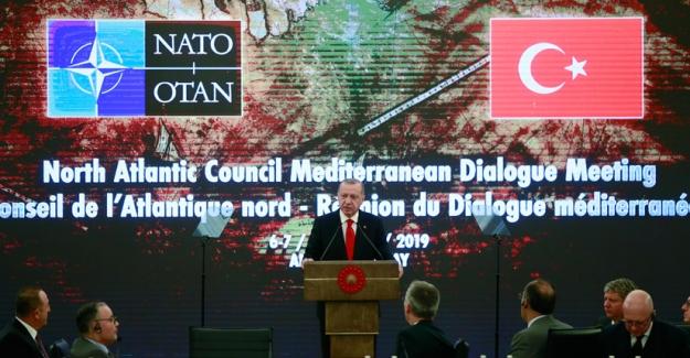 """""""NATO'daki Dostlarımızdan, İttifak Ruhuna Uygun Davranmalarını, Kurucu Değerlerine Sahip Çıkmalarını Bekliyoruz"""""""