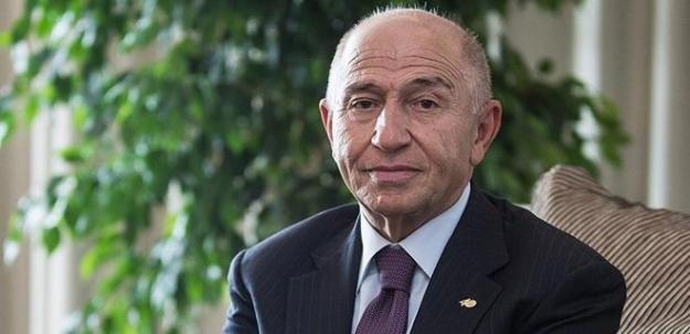 Nihat Özdemir,TFF Başkanlığı'na Adaylığını Resmen Açıkladı