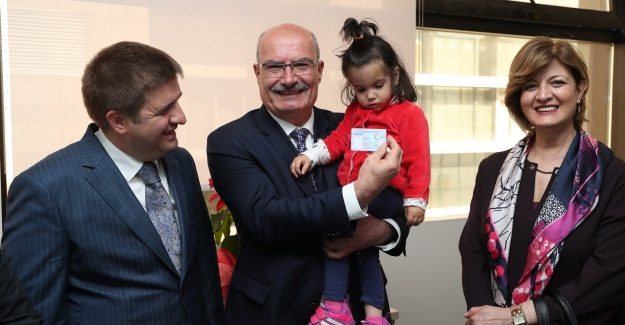 Nüfus ve Vatandaşlık İşleri Genel Müdürlüğü ATO'da Geçici Hizmet Bürosu Kurdu