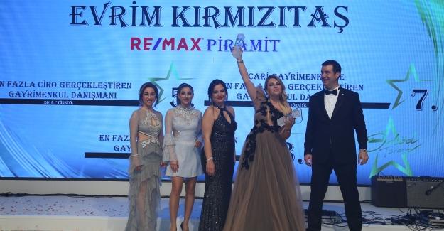 Ödülleri Topladı, Kapadokya'ya Gitti