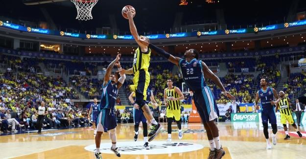 Son Yarı Finalist Fenerbahçe Beko