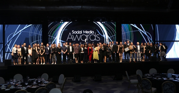 Sosyal Medyanın En İyileri Ödüllerine Kavuştu