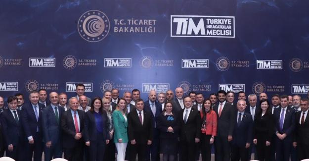 """TİM Başkanı Gülle: """"Yeni Bir İhracat Hikayesine İhtiyacımız Var"""""""