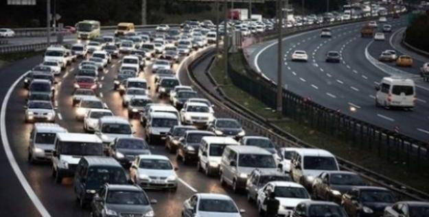 Trafiğe Kayıtlı Araç Sayısı Mart Ayı Sonu İtibarıyla 22 972 552 Oldu