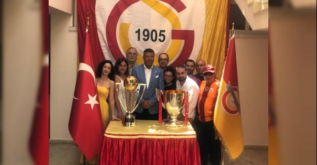 Ankaralı Galatasaraylılar Şampiyonluğu Kutladı