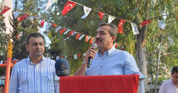 """Başkan Çetin: """"Mangal Bahane Zafer Şahane"""""""