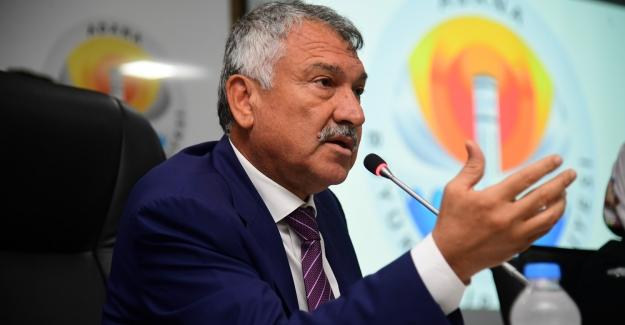 """Başkan Karalar, """"Düşman Değiliz, Adana'nın Sorunlarını Birlikte Çözeceğiz"""""""