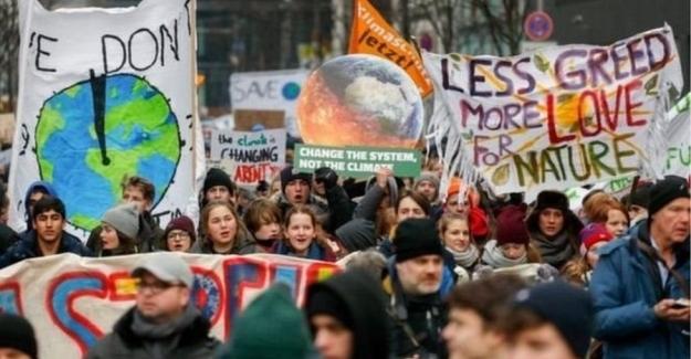 """CHP'li Bakan: """"Asıl Beka Sorunu Küresel İklim Krizidir!"""""""