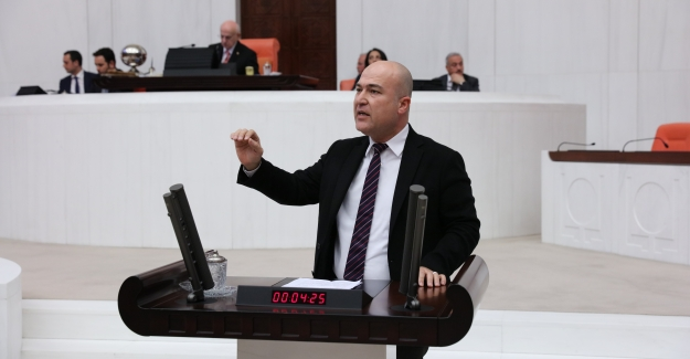 """CHP'li Bakan: """"Saray Yakında Konkordato İlan Edecek!"""""""