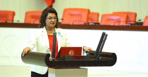 """CHP'li Şahin: """"Son 6 Yılda 142.298 Kız Çocuğu Doğum Yaptı!"""""""