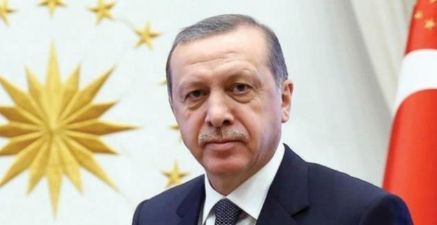 Cumhurbaşkanı Erdoğan, Jandarma Genel Komutanlığı'nın Kuruluş Yıl Dönümünü Kutladı
