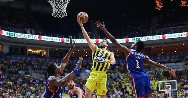 Fenerbahçe Beko Seride Durumu 2-2'ye Getirdi