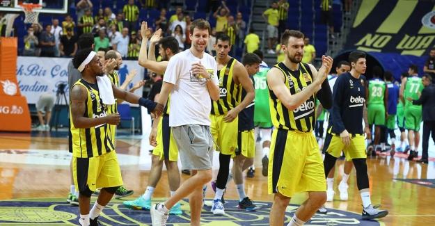 Finalin Adı: Anadolu Efes - Fenerbahçe Beko