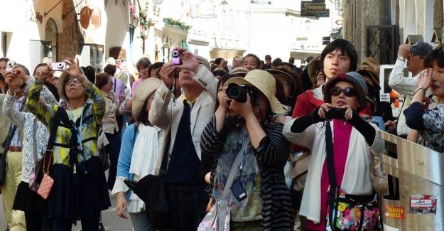 Japon Turist Patlamasına Geri Sayım Başladı