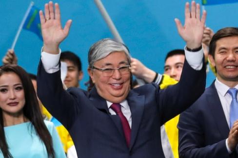 Kazakistan Seçim Sonuçları