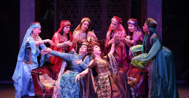 Nöbetçi Tiyatro'da Bu Hafta Nöbeti 'Kaşıkçılar' Devralacak