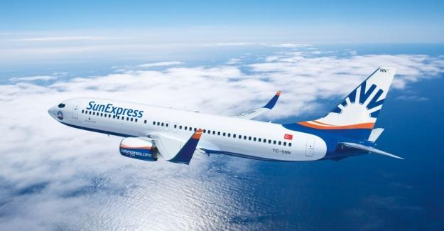 SunExpress, Bu Yıl Da Türkiye'nin 1., Dünyanın 5. En İyi Tatil Havayolu Seçildi