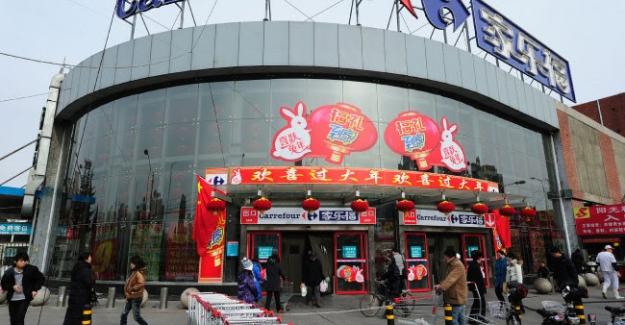 Suning.com, Carrefour Çin'in Yüzde 80'ini Satın Alıyor