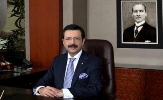 TOBB Başkanı Hisarcıklıoğlu'ndan Babalar Günü Mesajı