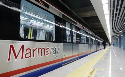 """Ulaştırma ve Altyapı Bakanlığından """"Marmaray"""" Açıklaması"""