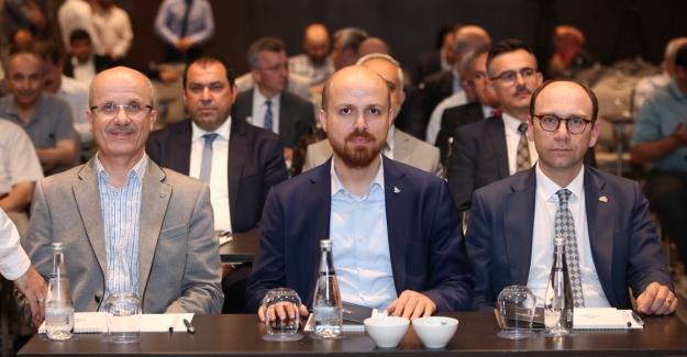 """Bilal Erdoğan """"Bu Ödül Türkiye'nin Ödülü Olacak"""""""