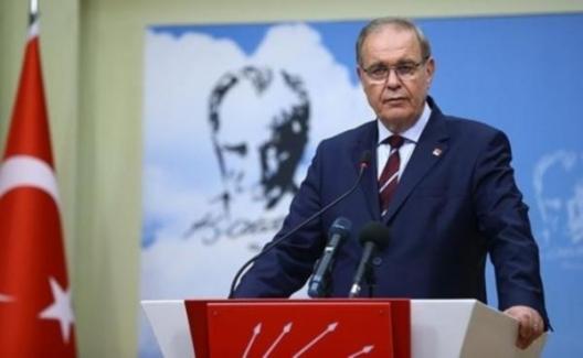 "CHP Sözcüsü Öztrak: ""Ucube Rejimden Vazgeçilmeli"""