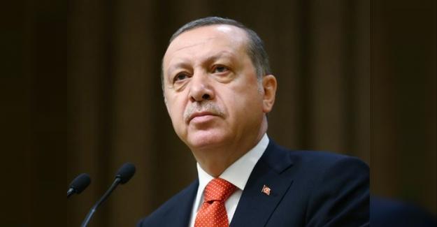 Cumhurbaşkanı Erdoğan'dan 20 Temmuz Barış Ve Özgürlük Bayramı Mesajı