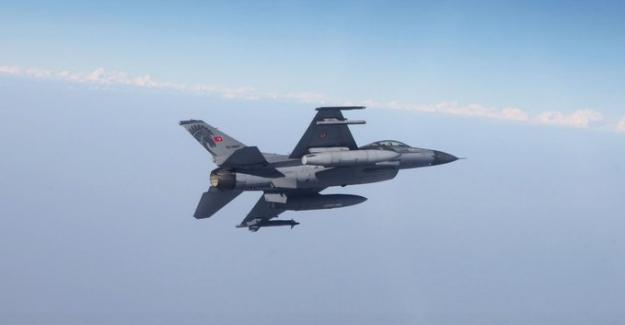 Irak'ın Kuzeyine Hava Harekatı: 6 Terörist Etkisiz Hale Getirildi
