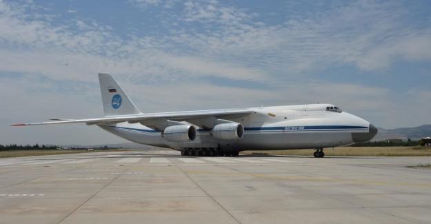 S-400'ler Türkiye'ye Gelmeye Devam Ediyor