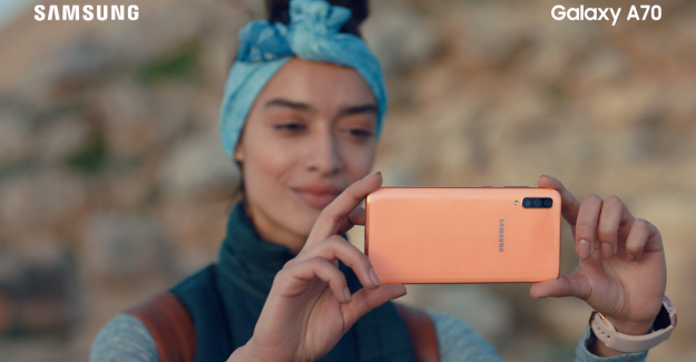 Samsung, Galaxy A Serisi ile Farklı Bakıyor!