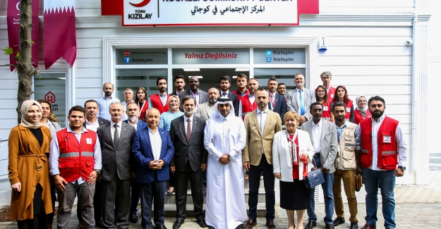 Türk Kızılay Kocaeli Toplum Merkezi Hizmete Açıldı