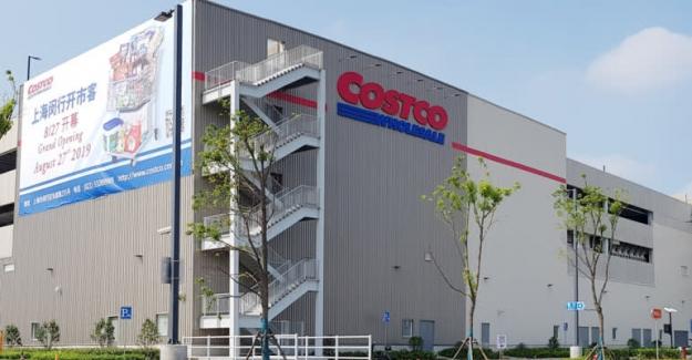 ABD'li Süpermarket Zinciri Costco, Çin'deki İlk Mağazasını Açtı