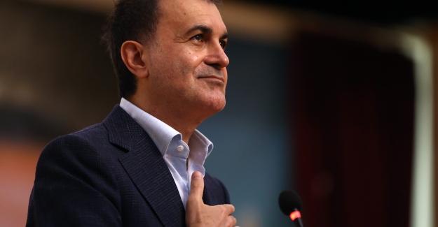 """AK Parti Sözcüsü Çelik: """"Bayram, Mazlumlar Ve Mahrumlar İçin Hayırlar Getirsin"""""""