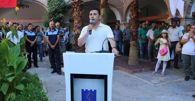 Başkan Ömer Günel Belediye Personeliyle Bayramlaştı