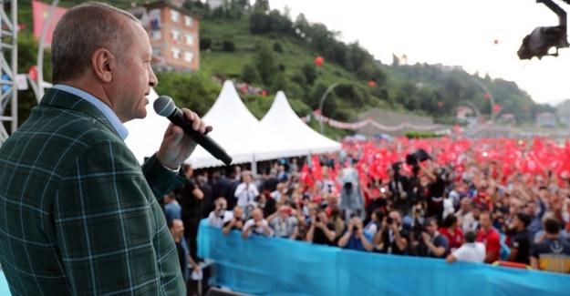 """""""Doğu Akdeniz'de Kuru Gürültüye Pabuç Bırakmadık"""""""
