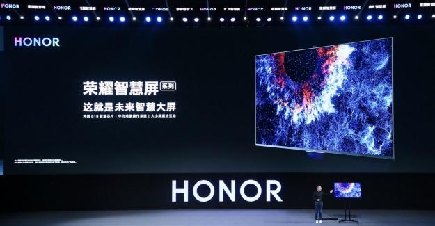 Huawei İlk Akıllı Televizyonlarını Tanıttı
