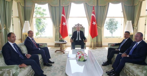 KKTC Başbakanı Tatar Ülkemizi Ziyaret Edecek