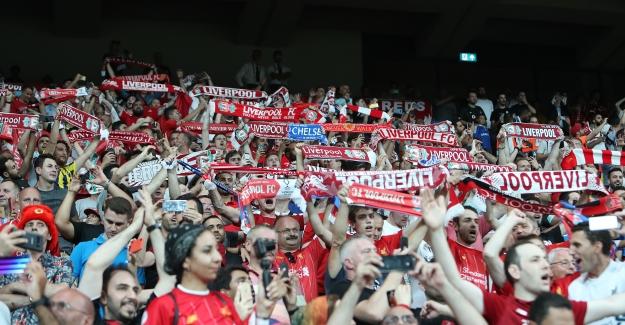 UEFA Süper Kupası Liverpool'un