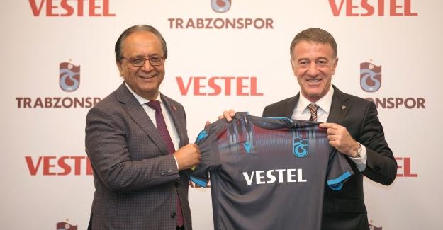 Vestel'le Trabzonspor Arasında 9 Milyon Euro'luk Anlaşma