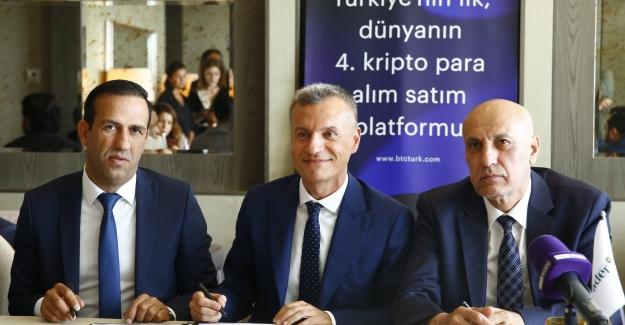 Y.Malatyaspor'a BtcTurk Desteği