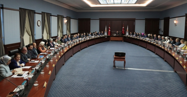 AK Partili Yavuz Başkan Erdoğan Ile Aydın İncirini Konuştu