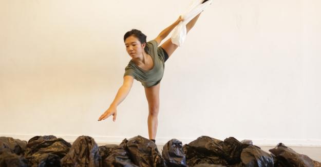 Akbank Sanat Dans Atölyesi'nde: Nikki Holk